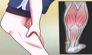 Дергаются мышцы болят ноги