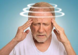 Вспышки и зигзаги в глазах, спазмы в голове, головокружение