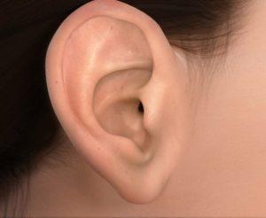 Что с ухом?