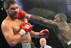 Влияние ударов по голове боксе