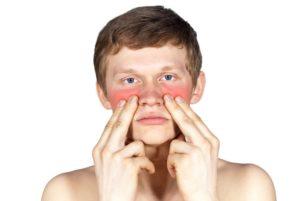 Диагноз и лечение, отёк и сильно болит лицо при хроническом гайморите