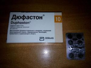 Выпила лишнюю таблетку дюфастона