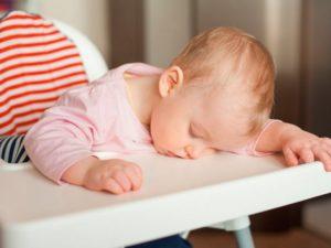 Дочка плохо спит в 8 месяцев
