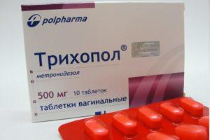 Вагинальный зуд от Метронидазола