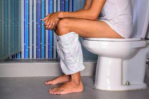 Внезапные позывы в туалет, жидкий стул