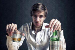 Метрогила глоток и алкоголь