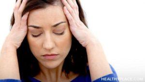 Мигрени ничего не помогает