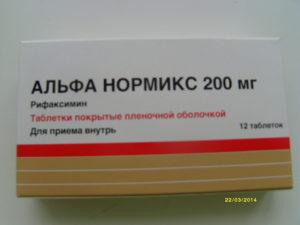 Чем восстановить полезную микрофлору после альфа нормикс