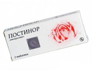 Что означает кровь после постинора