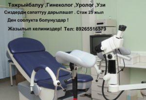 Что говорить гинекологу?