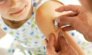 Воспалилась прививка