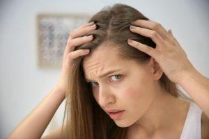 Выпадение волос, ухудшение зрения