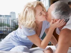 Возраст мужчины и секс