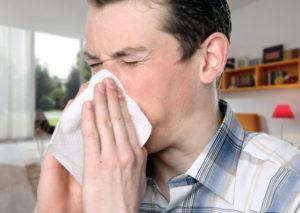 Долго не проходит насморк и кашель