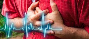 Длительное и очень сильное сердцебиение ничем не снимается