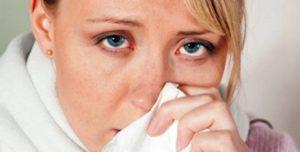 Наркоз при простуде