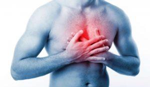 Давит в грудине, трудно дышать. Сердце, лёгкие в норме