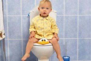 Нарушение стула у ребенка