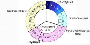 Месячный цикл 3дня вместо 5