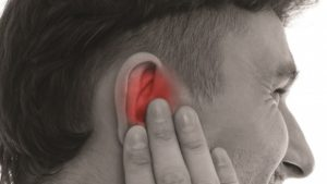 Давящая головная боль, закладывает уши