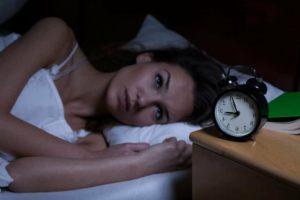 Нарушение сна и установление режима
