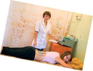 Миома матки и физиопроцедура амплипульс
