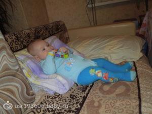 Можно ли садить малыша в 5 месяцев