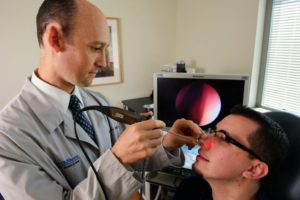 Диагностика катарального гайморита