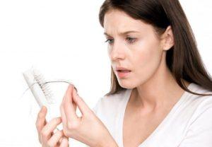 Выпадение волос, прыщи, сбой менструального цикла, лишний вес