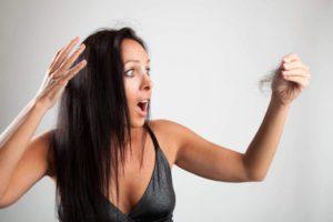 Выпадение волос на фоне использования Новаринга