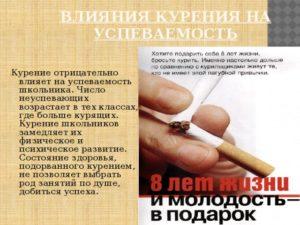 Влияние курения на образование кист и их рост