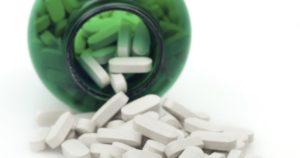 Витамины при приеме ОК