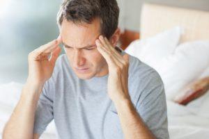 Начала болеть голова после умственных нагрузок