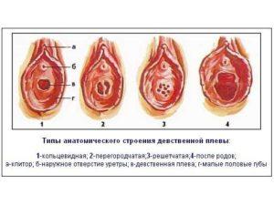Возможна ли беременность через девственную пленку