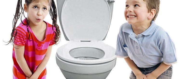 Частое мочеиспускание у ребёнка