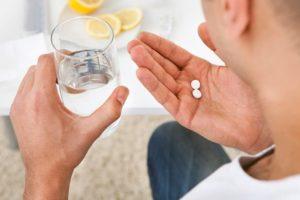 Доза приема таблеток