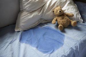 Мокрая кровать