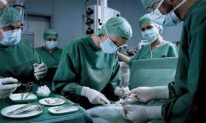 Воспаление перед операцией