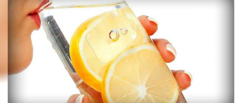 Можно ли амоксиклав запивать водой с лимоном?