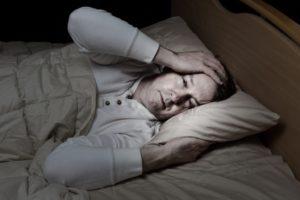 Во сне сильно холодеет тело